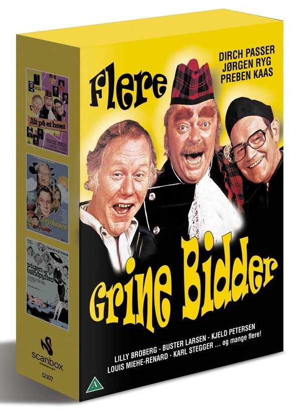 (scanbox) Flere Grinebidder Box [3-disc]